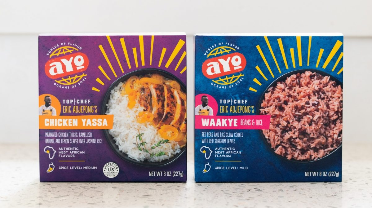 Chef Eric Adjepong Recipe AYO Products