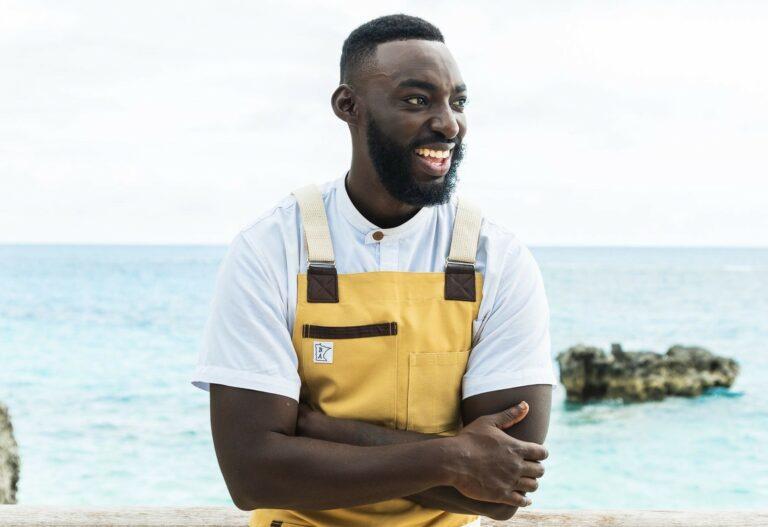 Chef Eric Adjepong