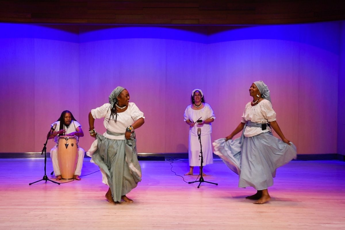 Kawambe-Omowale African Drum & Dance Theatre