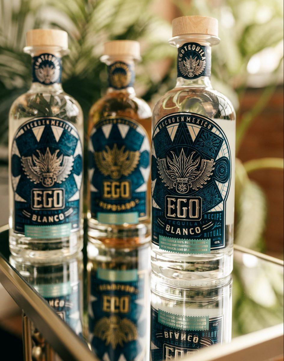 Ego Tequila Blanco and Reposado