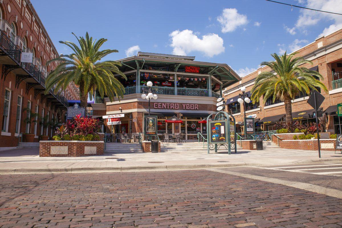 Centro Ybor in Tampa Bay, FL