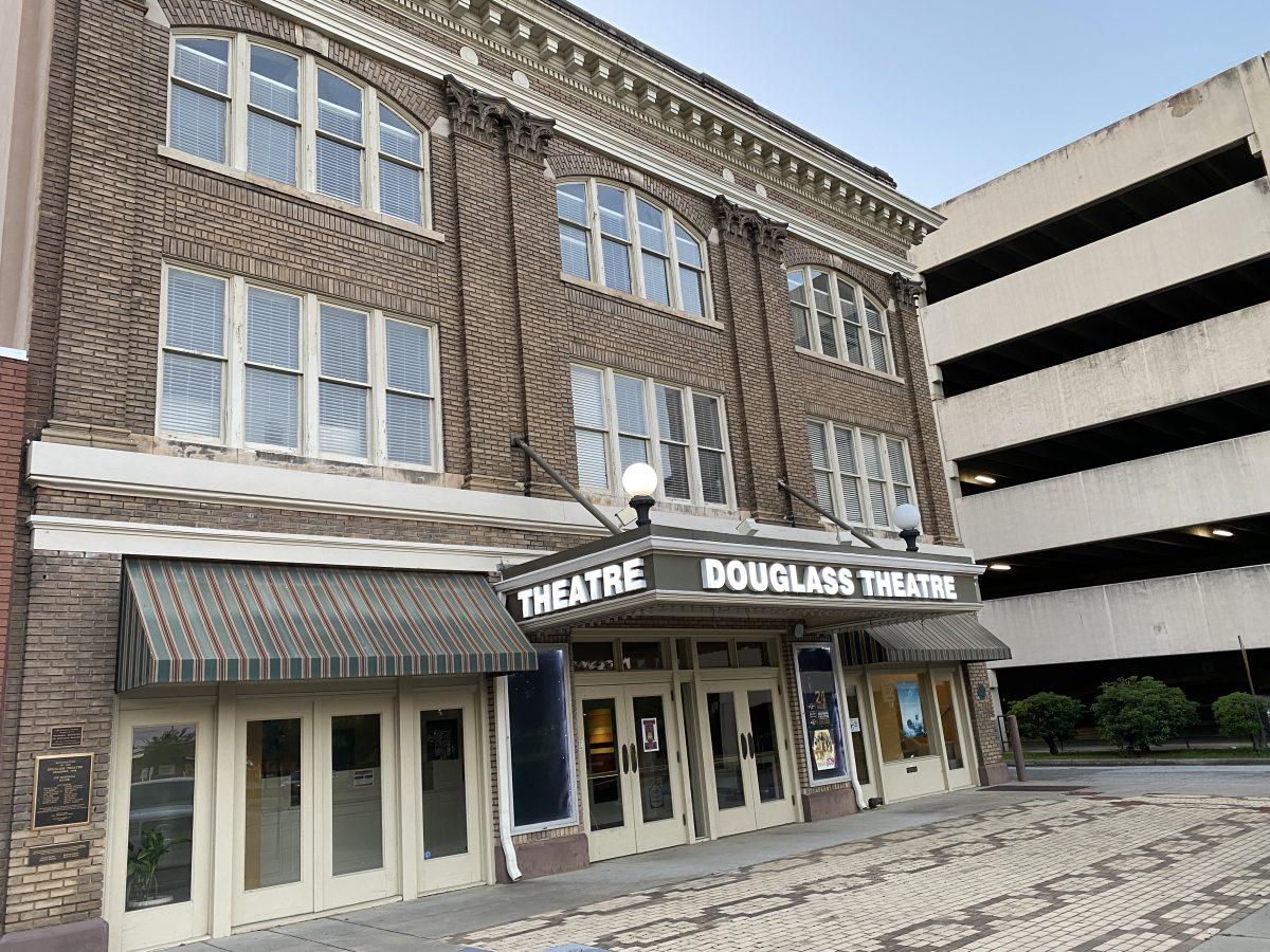 Douglass Theatre in Macon, GA