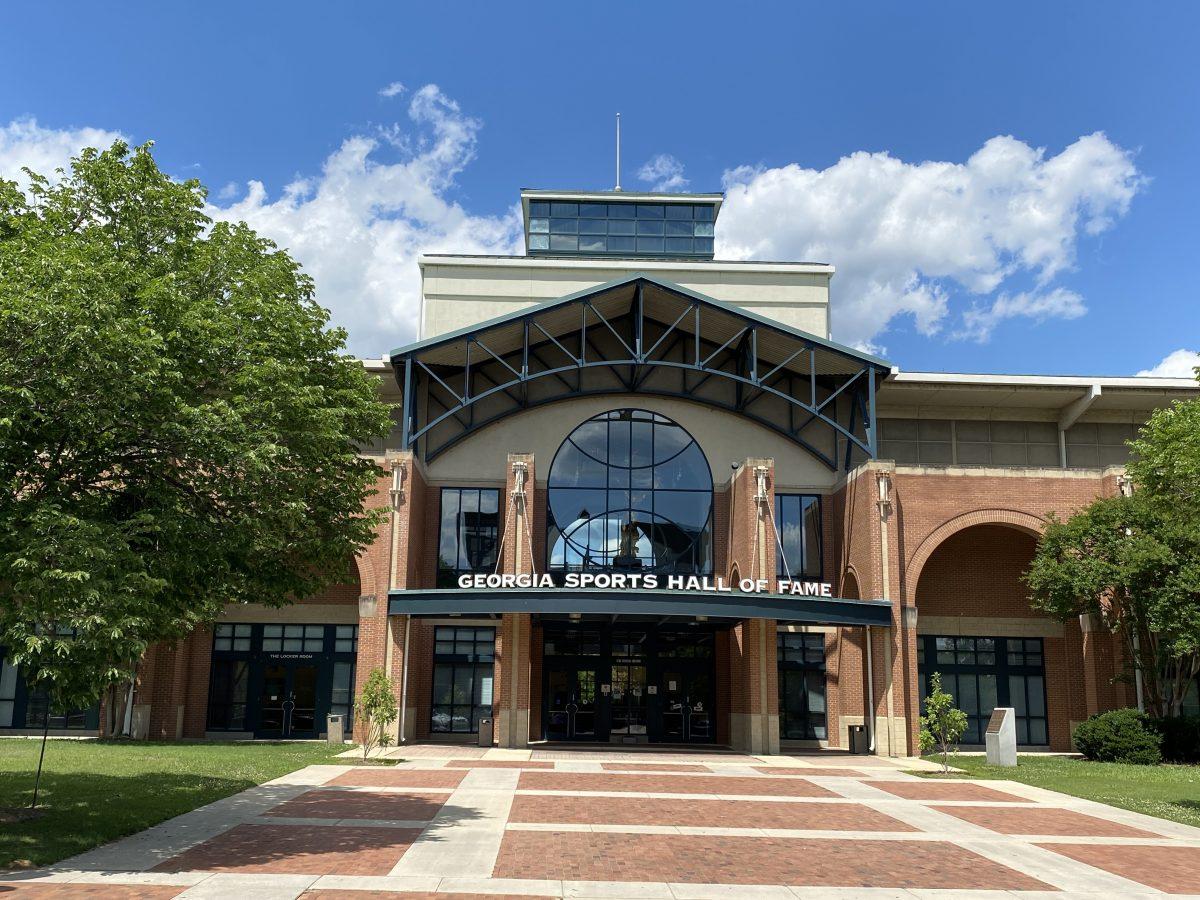 Georgia Sports Hall of Fame in Macon, GA