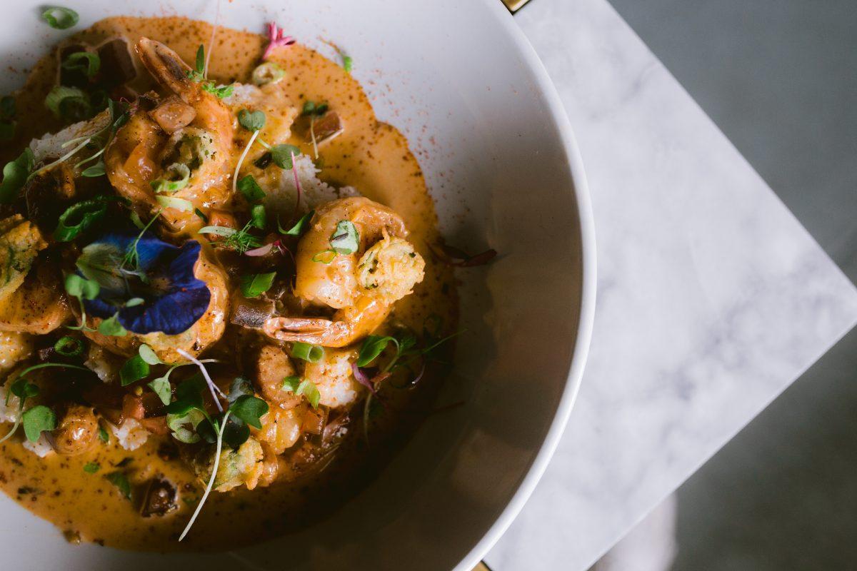 himp dish at 7th + Grove restaurant in Tampa Bay, FL