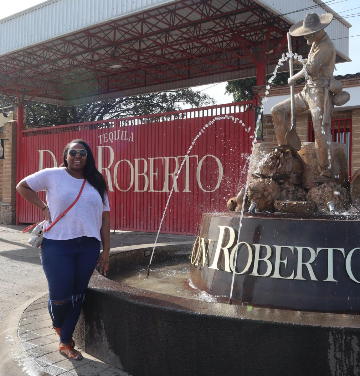 Rikki Kelly at Casa Don Roberto