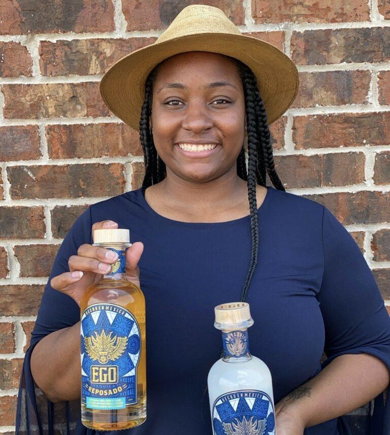Rikki Kelly, owner of Ego Tequila