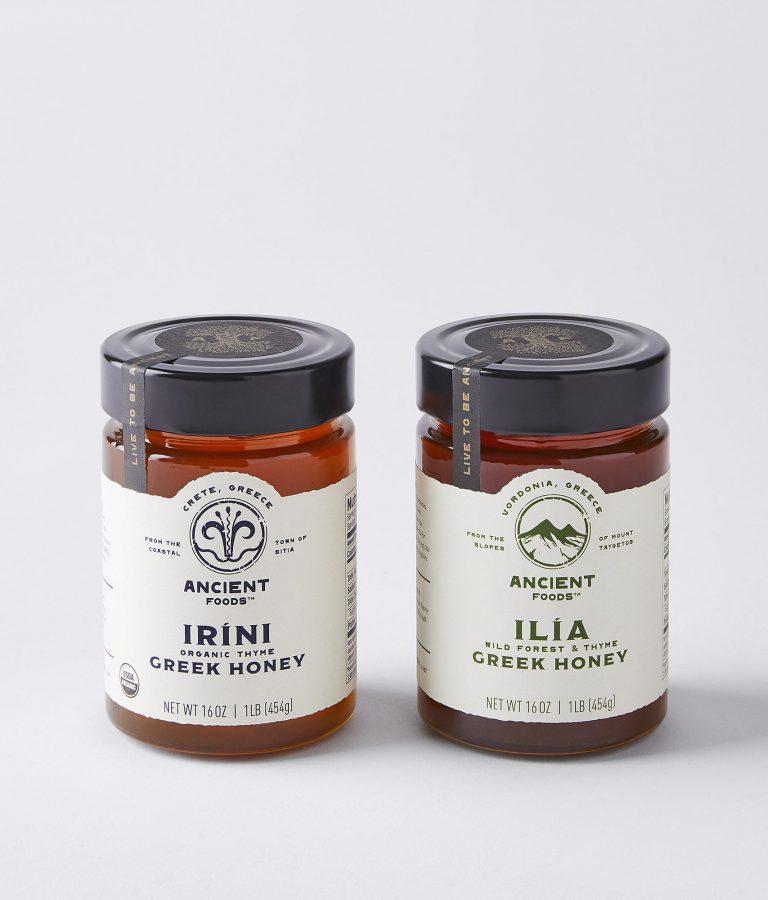 Greek Raw Honey