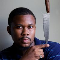 Quintin Middleton's Passion for Crafting World-Class Chef Knives