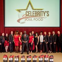 Celebrity's Soul Food Walk of Fame Group