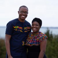 Eugene & Abena Foli - POKS Spices Co-Owners